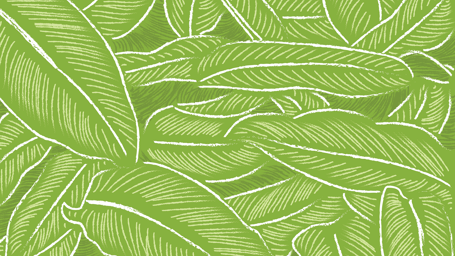 Meaghan's Greenery - Wallpaper