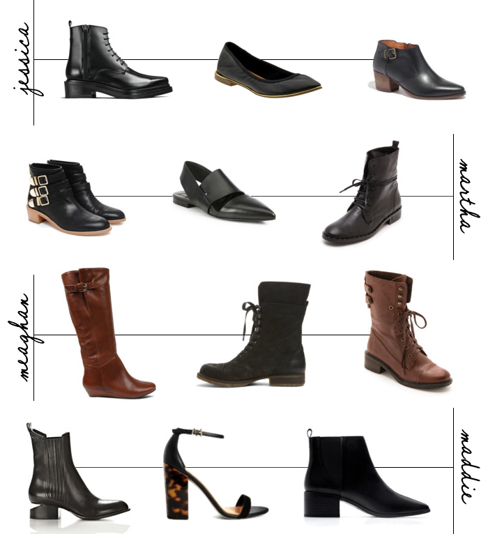 fall shoe picks by jsgd