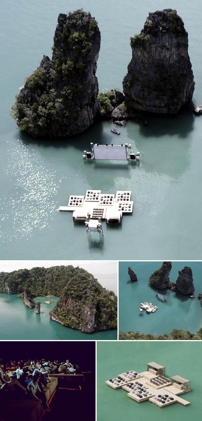 Archipelago Floating Cinema